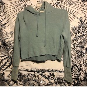 PACSUN - Cropped Hoodie